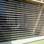 کرکره پلی کربنات - درب کرکره ای ضد سرقت