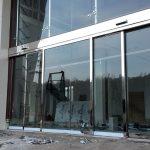 تعمیر درب اتوماتیک شیشه ای