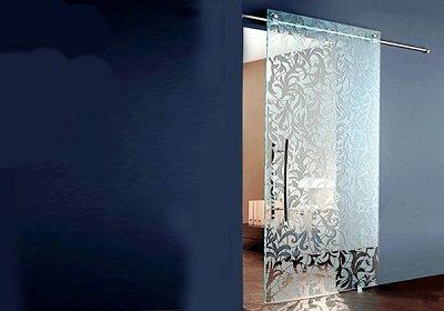 قیمت درب شیشه ای معمولی